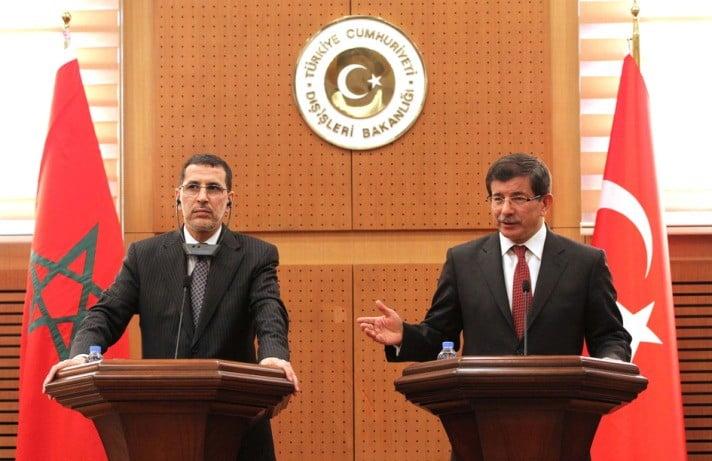 Marokko beoordeelt handelsbetrekkingen met Turkije
