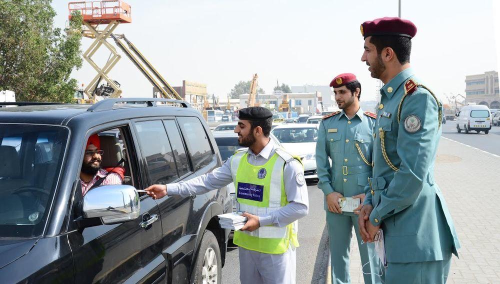 Marokkanen die in de Emiraten-politie dienen worden vervangen door Bangladesh