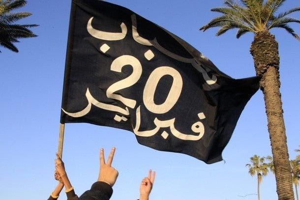 De 20 februari beweging speelt geen rol meer in Marokko