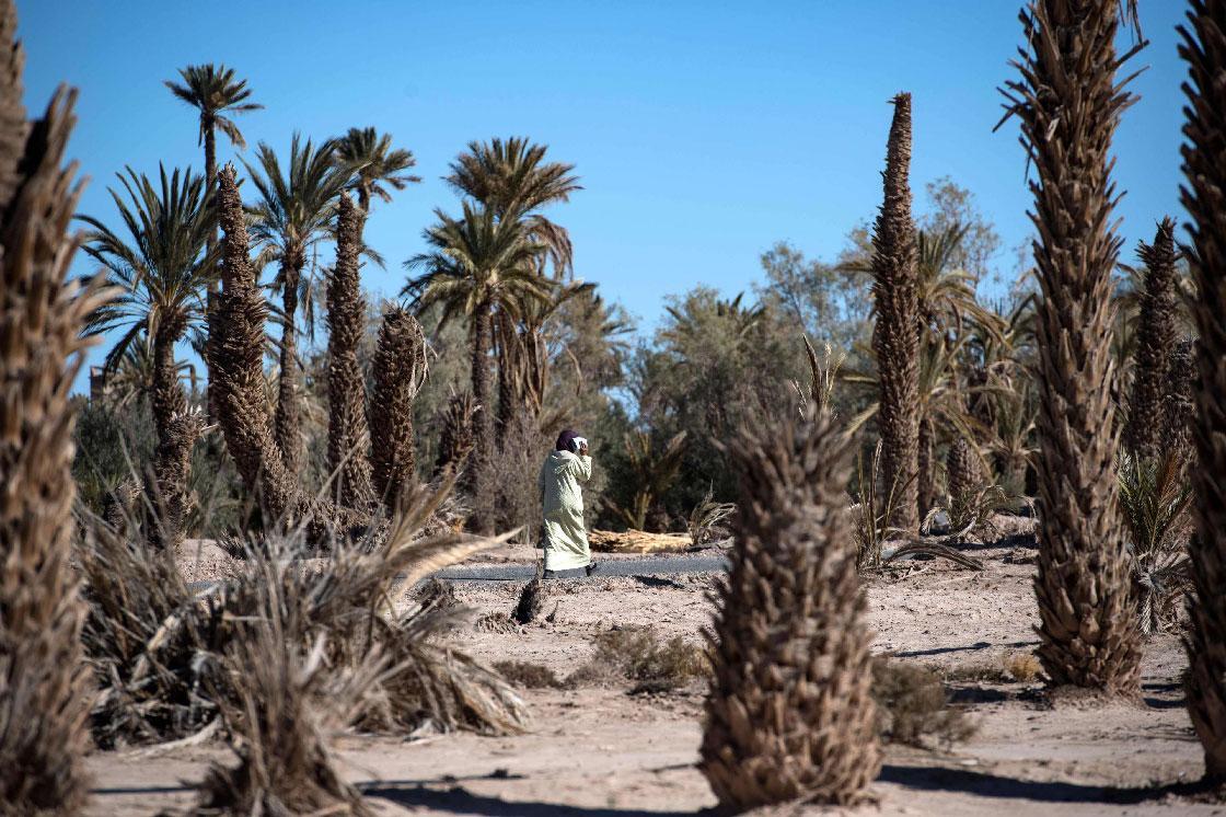 Marokko op weg naar het tweede opeenvolgende droogteseizoen