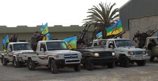 Amazigh Council of Libya roept op tot een verenigd front om de vijandigheid van de milities van Haftar af te weren