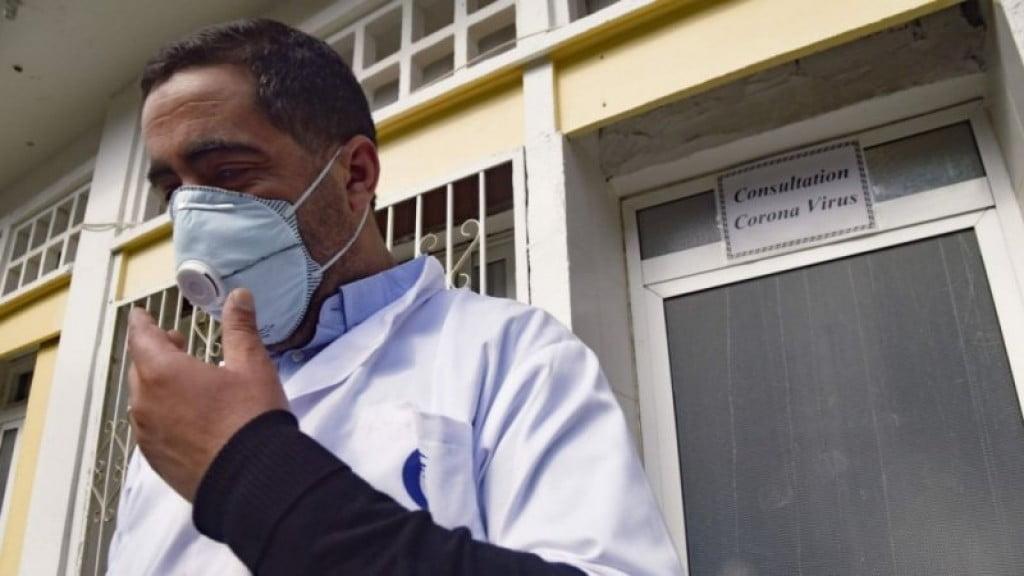 Dodental Algerije coronavirus opgelopen tot 8