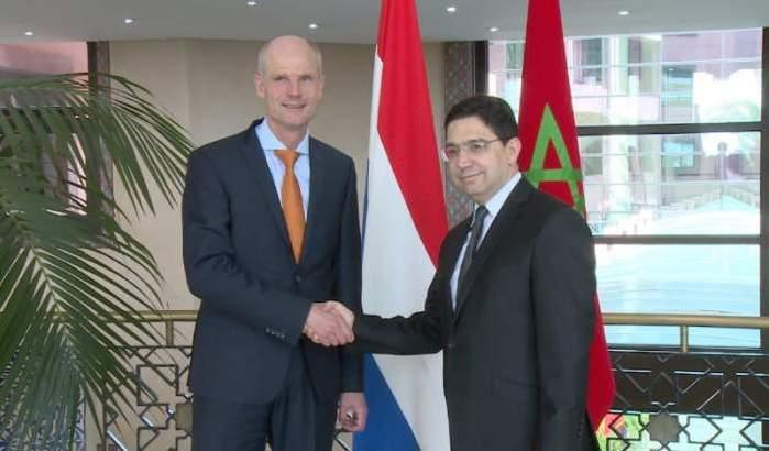 Marokko weigerde repatriëringen door toon Nederland