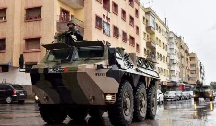 Aantal arrestaties voor schenden lockdown Marokko passeert 50.000