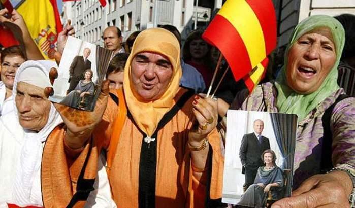 De geblokkeerde grens van Marokko met Spanje brengt leed met zich mee