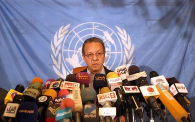 Voormalig VN-diplomaat